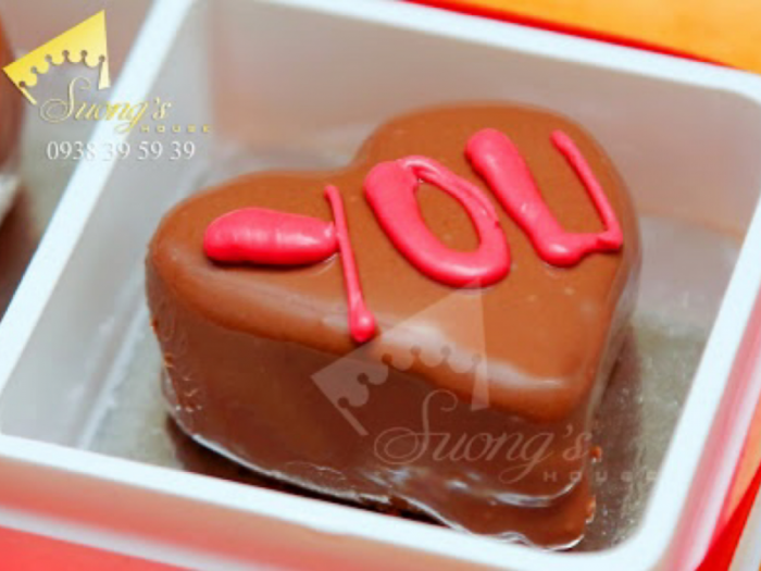 Hộp quà Valentine Socola I Love You - Suong's House 99k - 0938 39 59 39 4