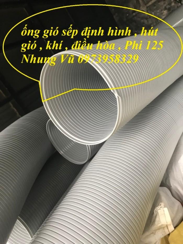 ống gió  xếp định hình 1