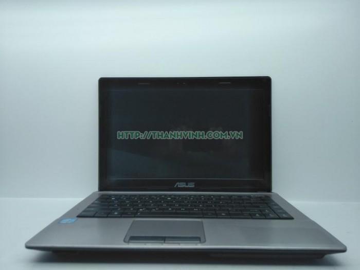 Laptop cũ Asus K43E ( core i3 2310M – Ram 4gb – hdd 320gb – LCD 14.0″ inch – VGA share)0