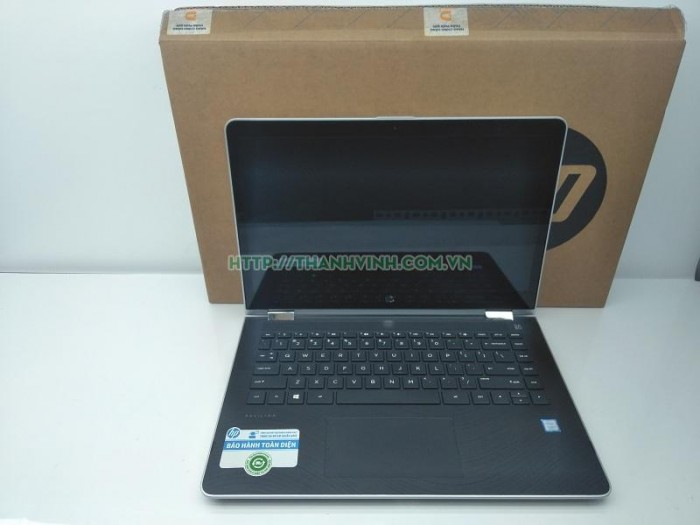 Laptop HP Pavilion X360 14-BA128TU mới 99% Full box0