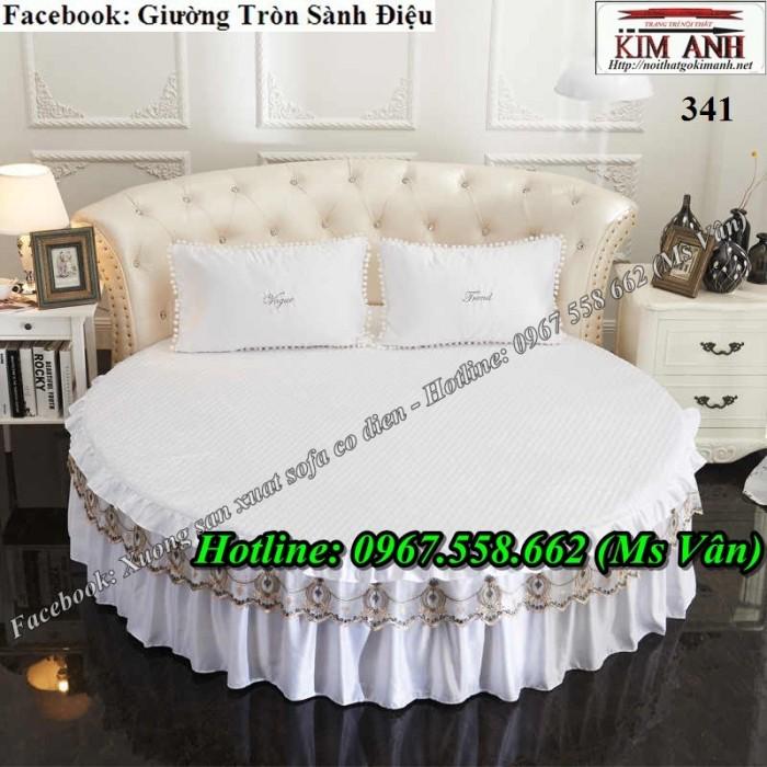 giường tròn sành điệu Tây Ninh Bình Dương2