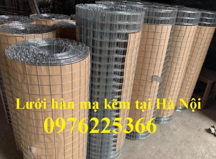 Chuyên sản xuất lưới thép hàn mạ kẽm 2ly, 3ly, 4ly, 5ly 6ly2