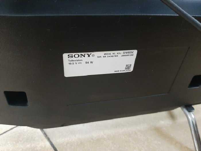 Bán TV Smart SONY 50W800C giọng nói4