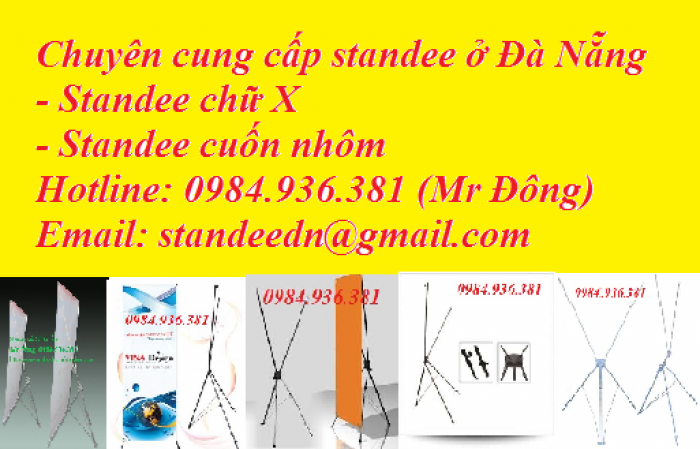 Bán standy chữ X tại Quy Nhơn - 0984.936.3810