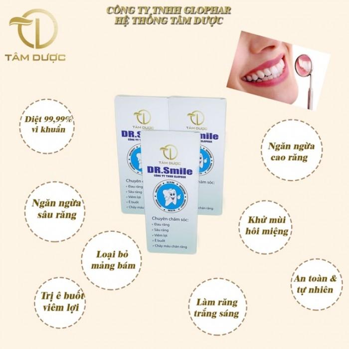 DR SMILE TÂM DƯỢC - ĐẶC TRỊ SÂU RĂNG, NHIỆT MIÊNG, HÔI MIÊNG, VIÊM LỢI, Ê BUỐT, CHẢY MÁU CHÂN RĂNG - Dụng cụ vệ sinh làm sạch răng miệng9