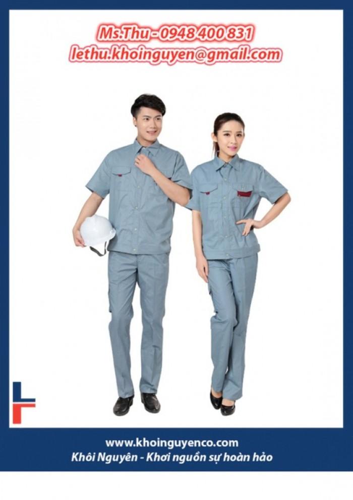 Đồng Phục bảo hộ lao động, đồng phục công ty Ms.THu 09484008312