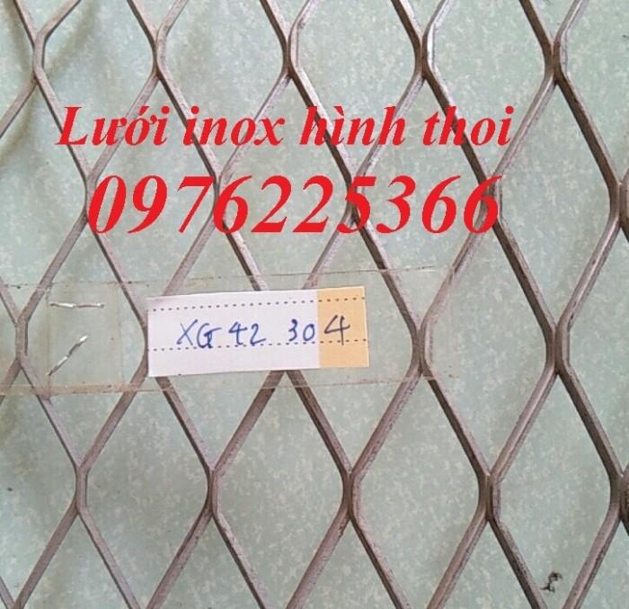 Lưới inox hình thoi tại Hà Nội2