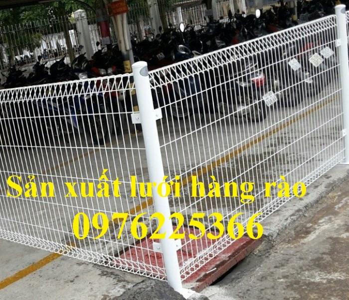Hàng rào mạ kẽm, hàng rào gập đầu11