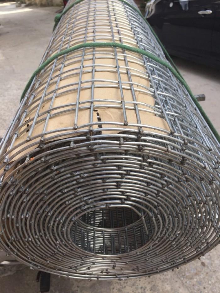Lưới thép hàn D3 a 50x50  khổ 1.2m6