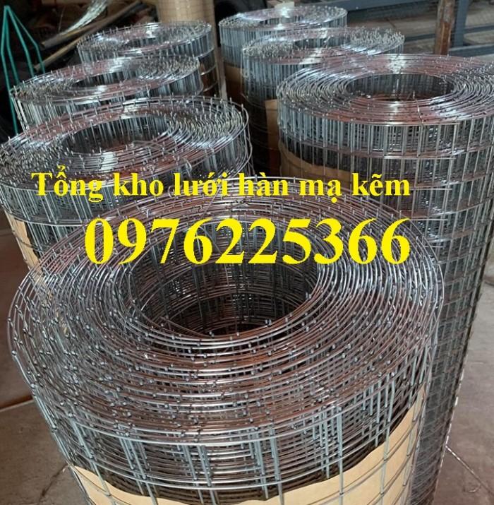 Công ty sản xuất lưới thép hàn mạ kẽm tại Hà Nội0
