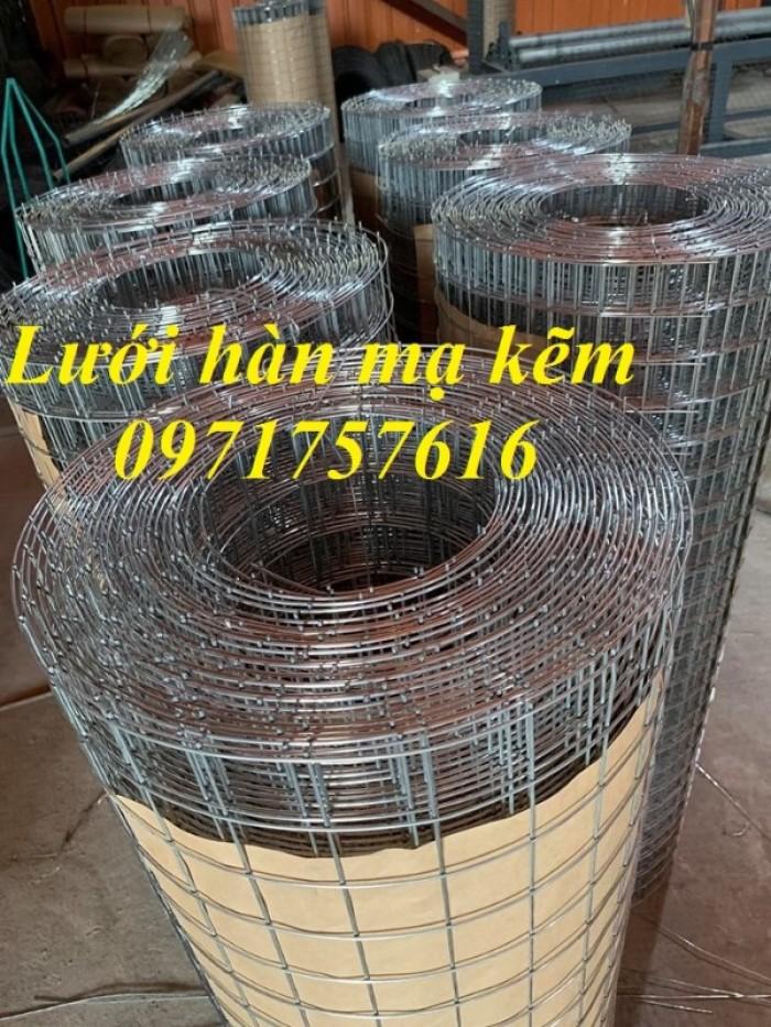 Lưới hàn mạ kẽm, sản xuất lưới thép hàn mạ kẽm tại Hà Nội0