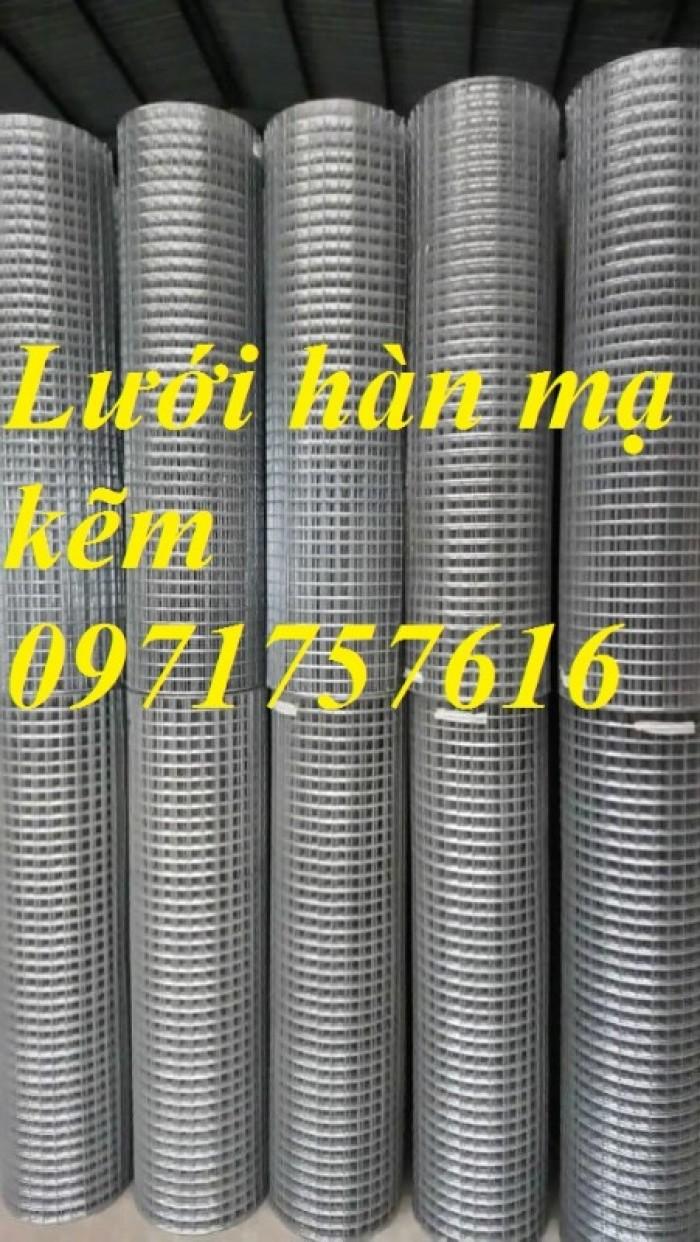 Lưới hàn mạ kẽm, sản xuất lưới thép hàn mạ kẽm tại Hà Nội1