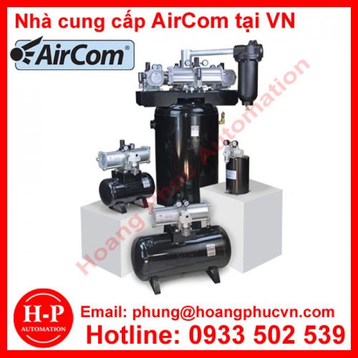 Đại lý bộ điều áp van Aircom tại Việt Nam0