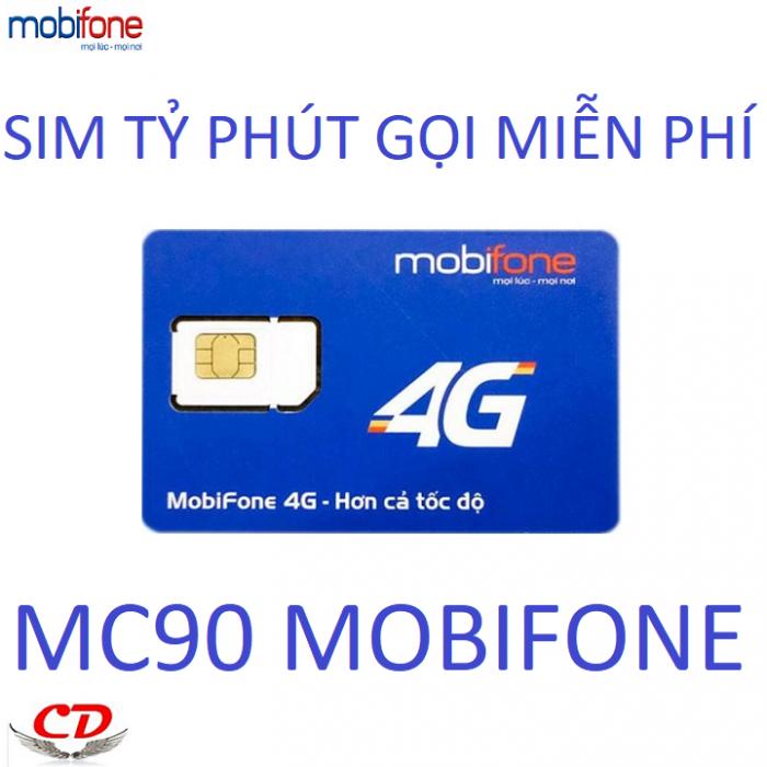 Sim 4g mobifone gọi miễn phí dưới 10 phút 5gb tốc độ cao2