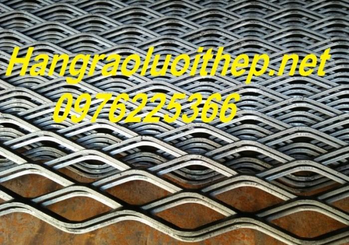Lưới mắt cáo mạ kẽm, lưới kéo giãn,lưới hình thoi5