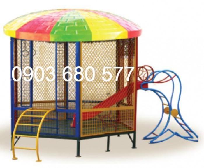Chuyên cung cấp nhà banh trong nhà và ngoài trời cho trường mầm non, công viên, sân chơi trẻ em13