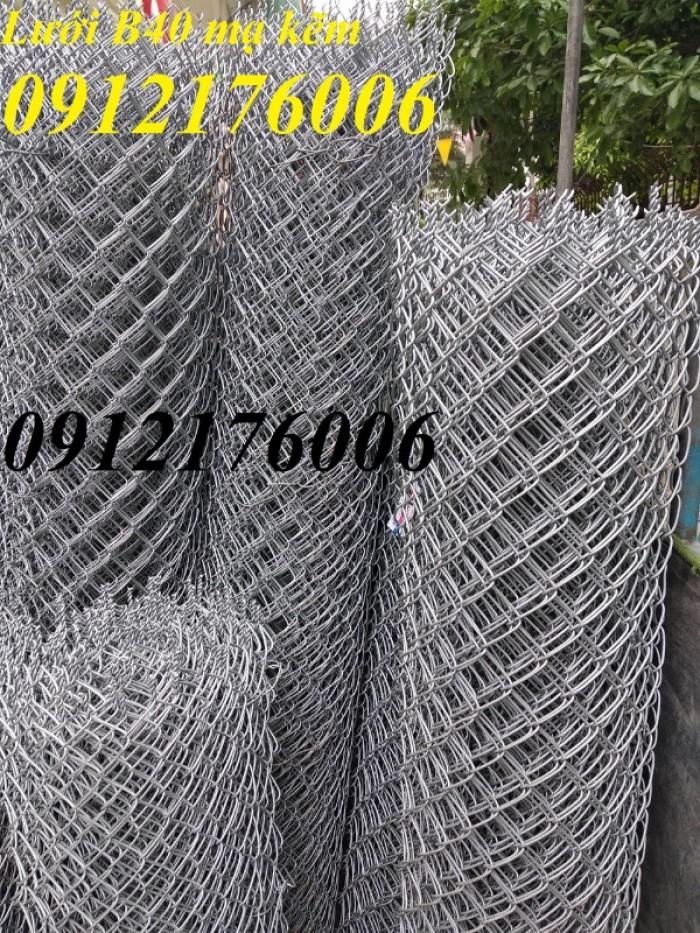Giá Lưới thép B40 mạ kẽm khổ 1m, 1.2m,1.5m,1.8m6