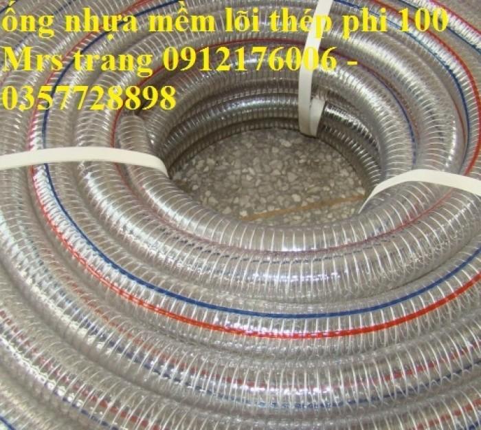 Ống nhựa mềm lõi thép phi 150. hàng luôn sẵn kho, giá tốt tại Hà Nội7