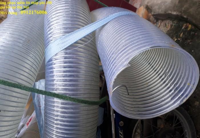 Ống nhựa mềm lõi thép phi 150. hàng luôn sẵn kho, giá tốt tại Hà Nội9