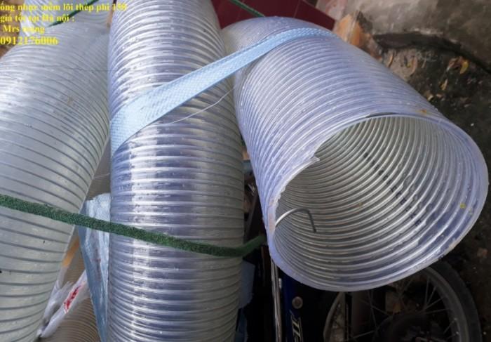 Ống nhựa mềm lõi thép phi 150. hàng luôn sẵn kho, giá tốt tại Hà Nội11