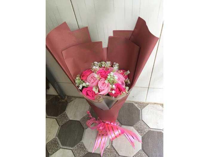 Hoa hồng sáp1