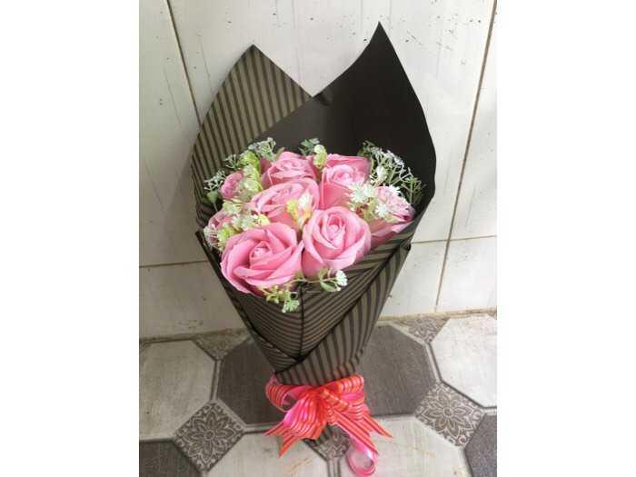 Hoa hồng sáp2