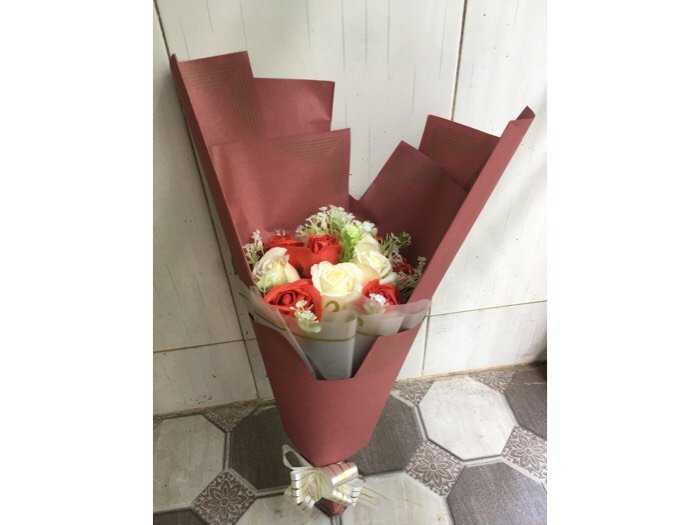Hoa hồng sáp4