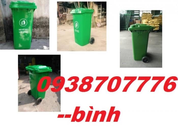 Thùng rác 240l, Thùng rác công cộng, Thùng rác nhựa màu xanh, Thùng chứa rác nhựa HDPE đảm bảo tiêu chuẩn , uy tín hàng đầu0