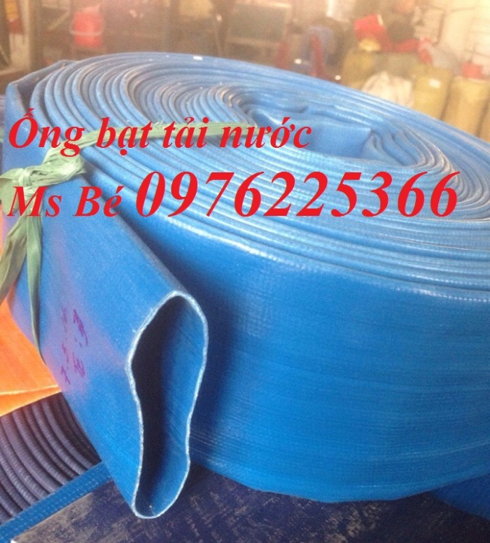 Ống bạt cốt dù, ống bạt nhựa mềm hàng có sẵn5