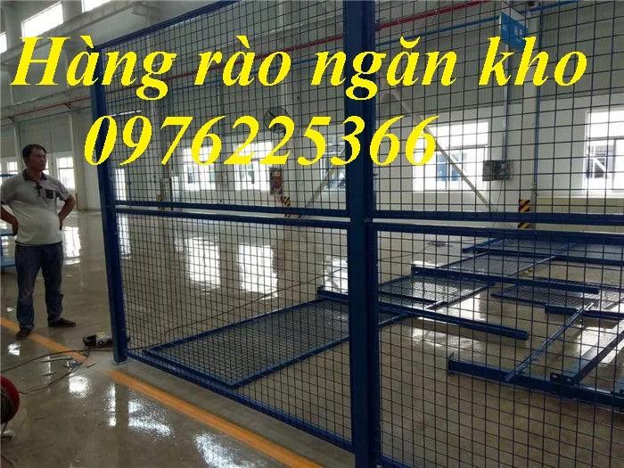 Cty chuyên sản xuất lưới thép hàng rào14