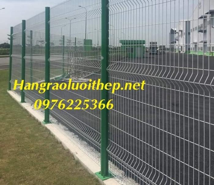 Hàng rào lưới thép4