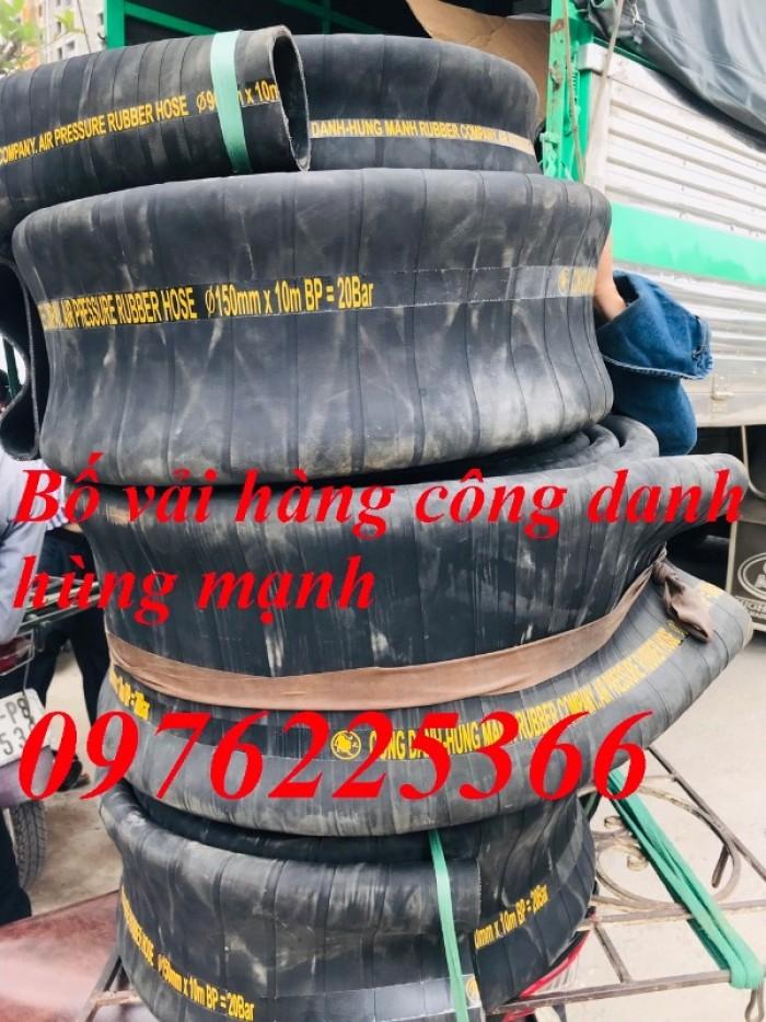 Ống cao su bố vải chịu áp lực, ống cao su dẫn nước1