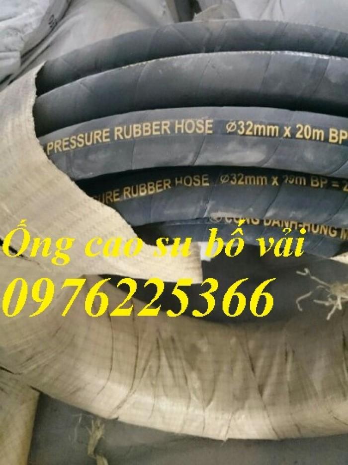 Ống cao su bố vải chịu áp lực, ống cao su dẫn nước3