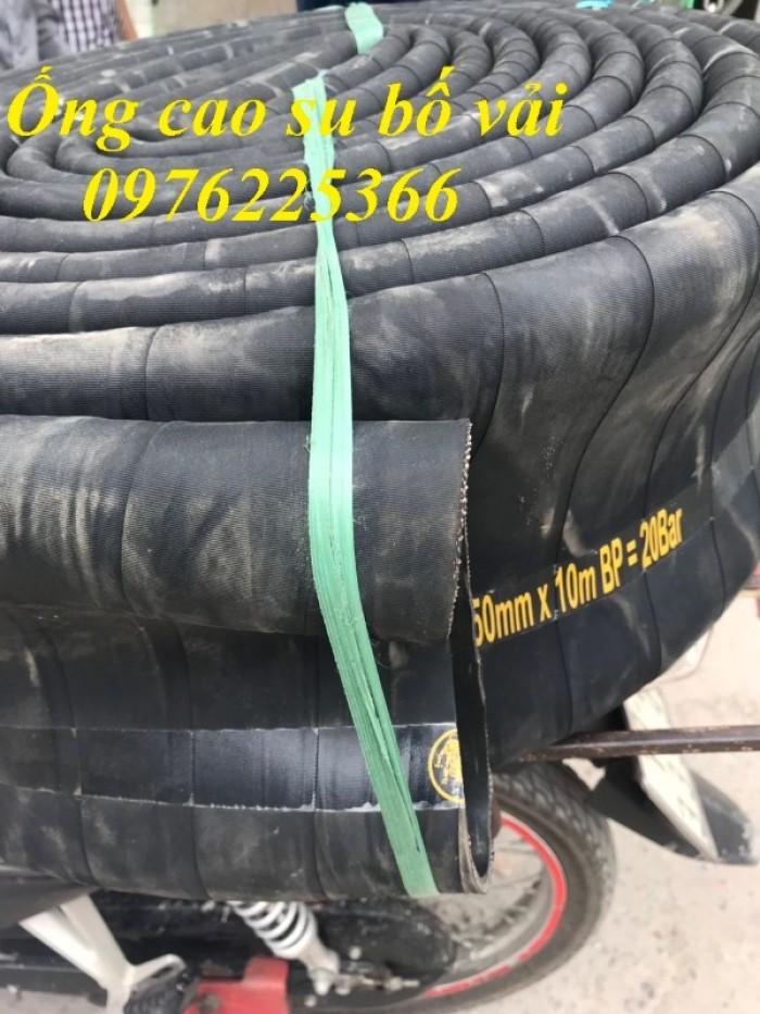 Ống cao su bố vải chịu áp lực, ống cao su dẫn nước4