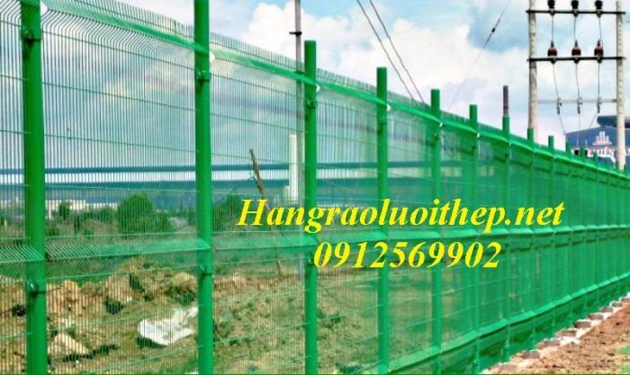 Chuyên sản xuất lưới thép hàng rào3