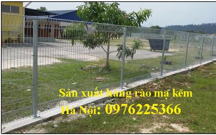 Chuyên sản xuất lưới thép hàng rào4