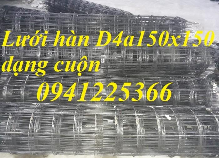 Lưới thép hàn D3, D4, D5, D64