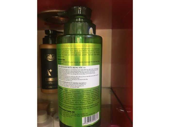 Dầu gội ngăn ngừa rụng tóc Kella A+1
