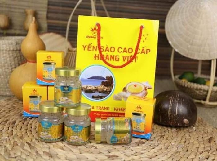 Yến hũ chưng sẵn cao cấp Hoàng Việt Nha Trang Khánh Hòa8
