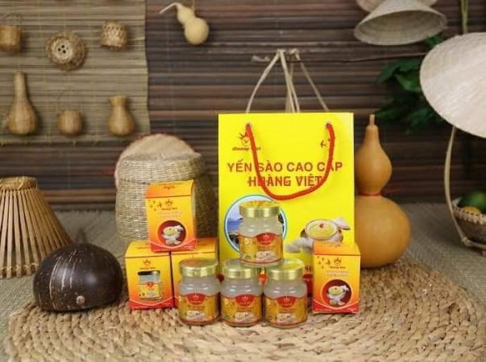 Yến hũ chưng sẵn cao cấp Hoàng Việt Nha Trang Khánh Hòa2
