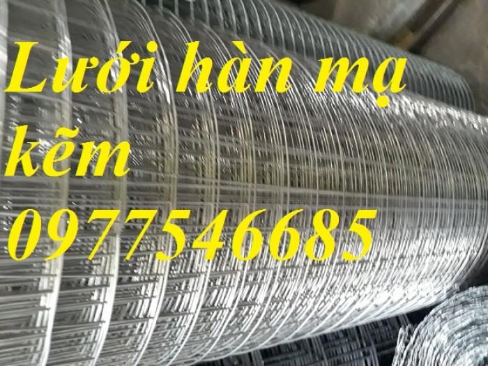 Lưới thép hàn D3a50*50 mạ kẽm tại Hà Nội3