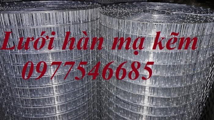 Lưới thép hàn D3a50*50 mạ kẽm tại Hà Nội4