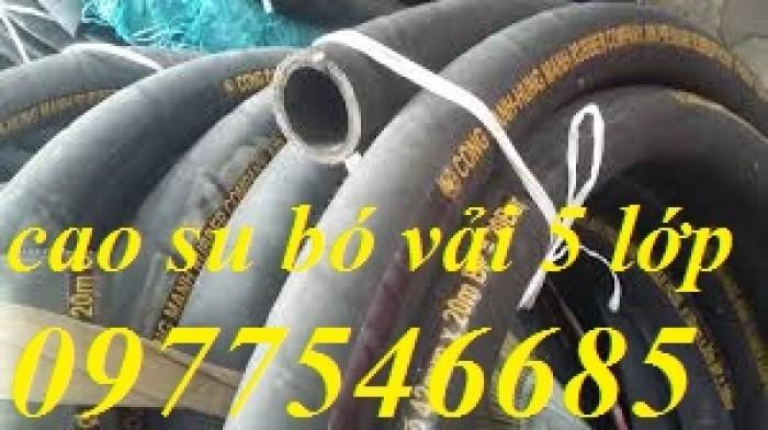 Kho Hàng ống cao su bố vải,ống cao su lõi thép , ống cao su hút cát sạn ,hút nước chịu áp lực cao8