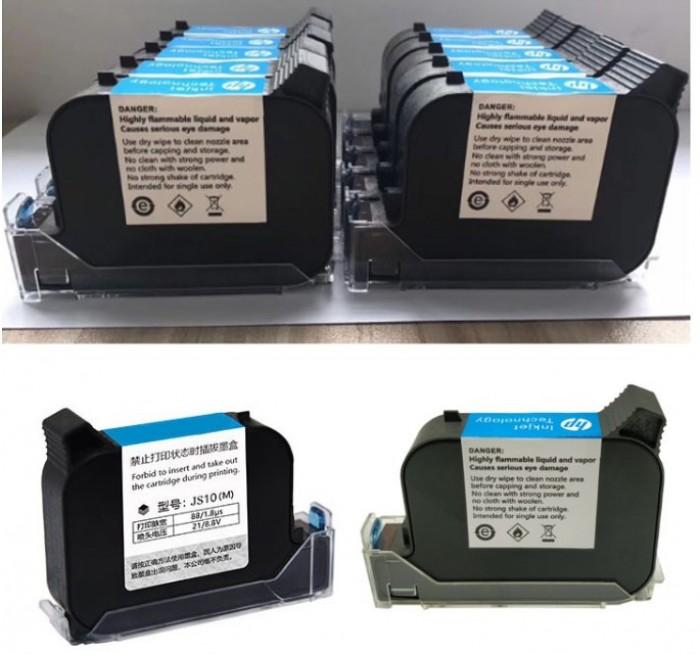 Mực in BSR-INK42 máy in date cầm tay Dung tích mực 42ml In phun trên mọi vật liệu khô nhanh - BSR-INK427