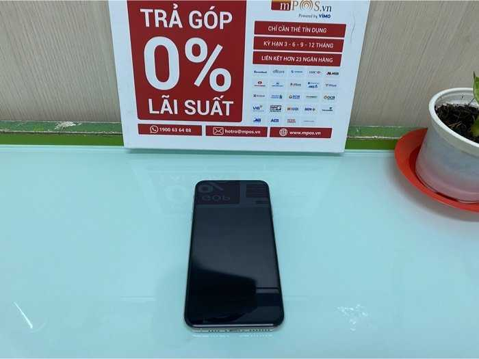 Iphone Xs max 256gb trắng lock mỹ đẹp keng0