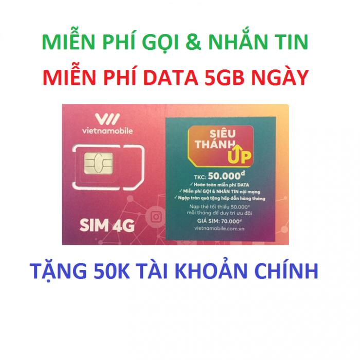 sim vietnamobile thánh up 150gb data nội mạng miễn phí1
