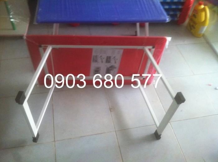 Cung cấp bàn nhựa chữ nhật xếp chân dành cho trẻ nhỏ mầm non4