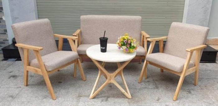 Sofa dùng cho quán cafe giá tại xưỡng sản xuất0