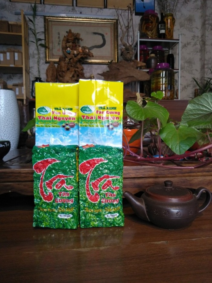 Trà xanh Thái Nguyên12