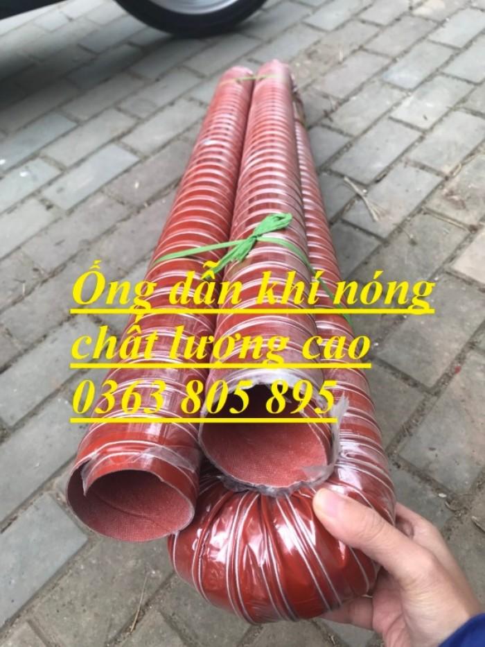 Báo giá ống silicon chịu nhiệt phi 63,phi 76,phi 90,phi 1003